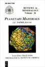 Planetary Materials