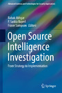 Open Source Intelligence Investigation - From Strategy to Implementation