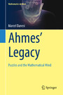 Ahmes' Legacy - Puzzles and the Mathematical Mind