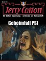 Jerry Cotton Sonder-Edition 148 - Krimi-Serie - Geheimfall PSI