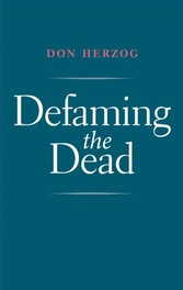 Defaming the Dead
